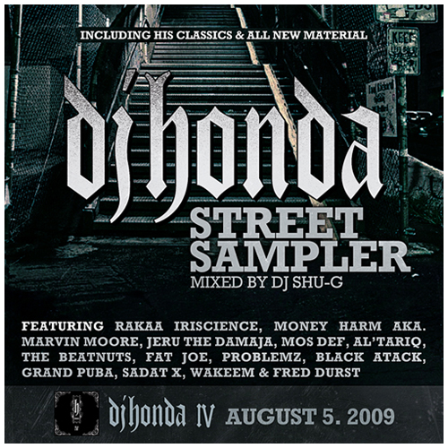 dj-honda-street-sampler-mixed-by-dj-shu-g-front